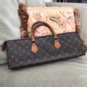 Authentic Louis Vuitton Sac Tricot Handbag
